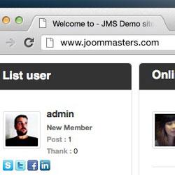 Kunena Extensions - Joomla! Share